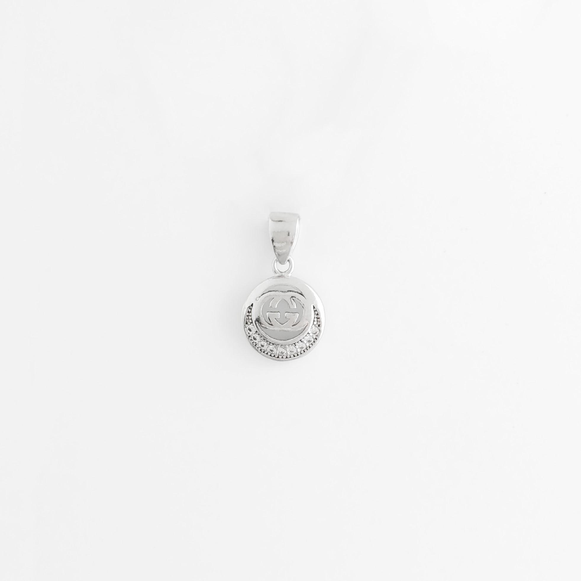 Silver Fashion Pendant