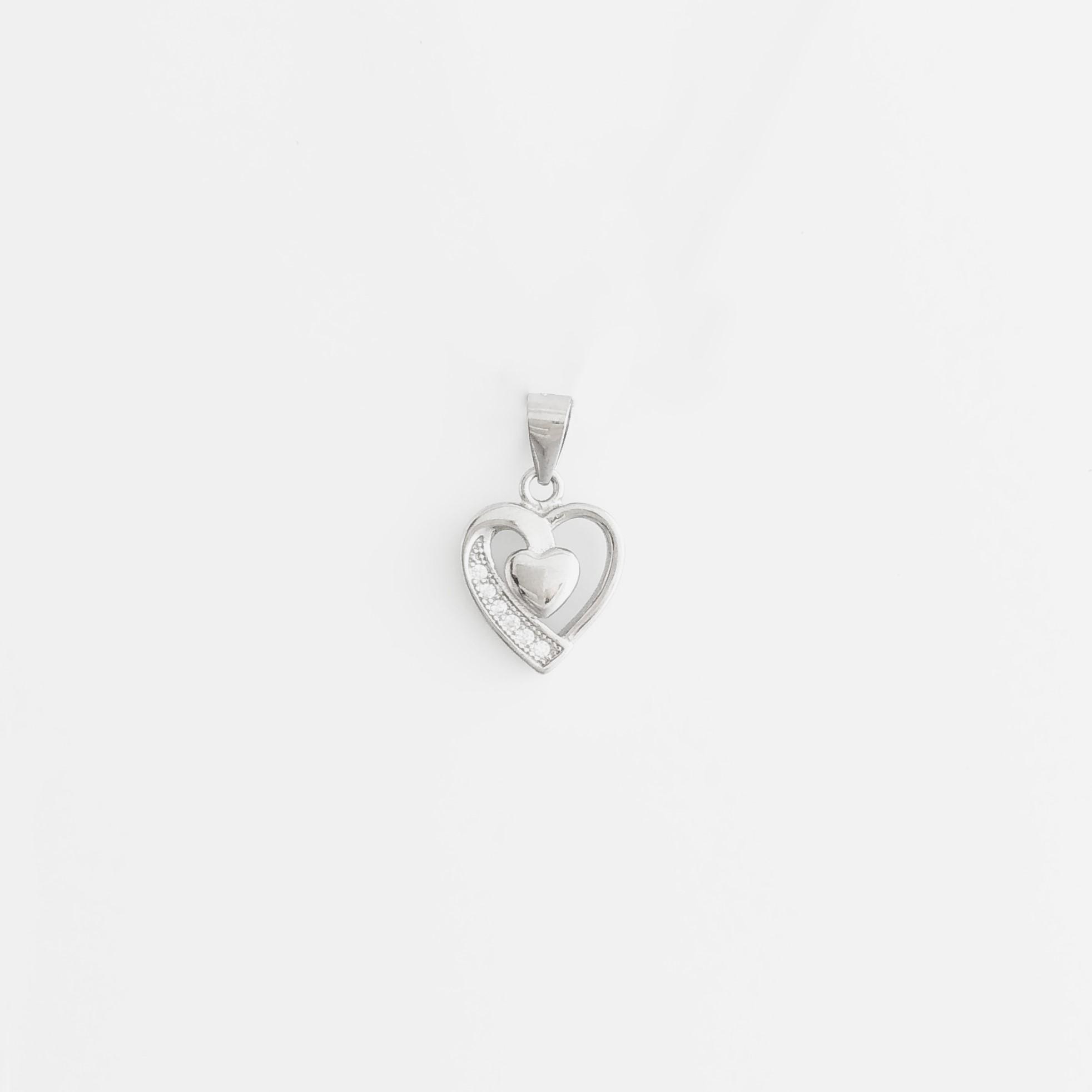 Little Heart Uno Pendant