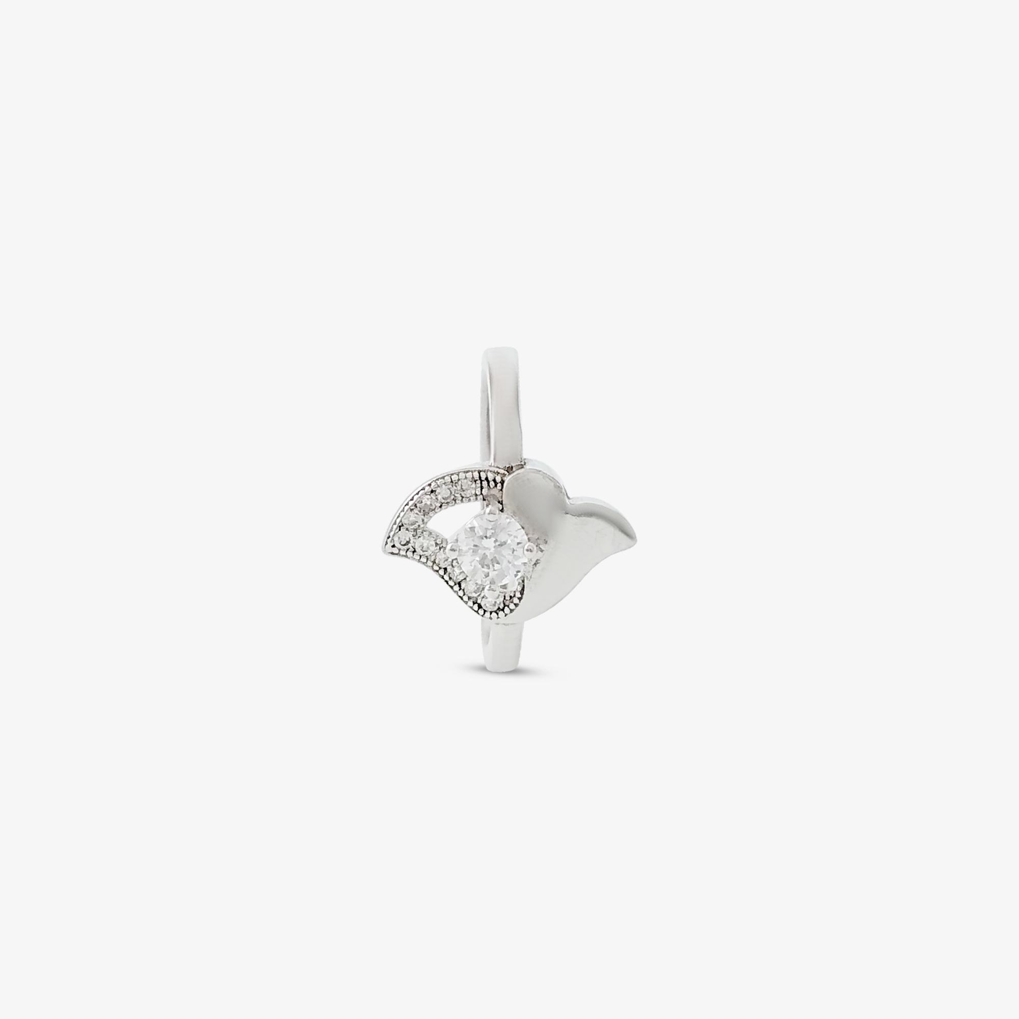 Stunning Silver Ring