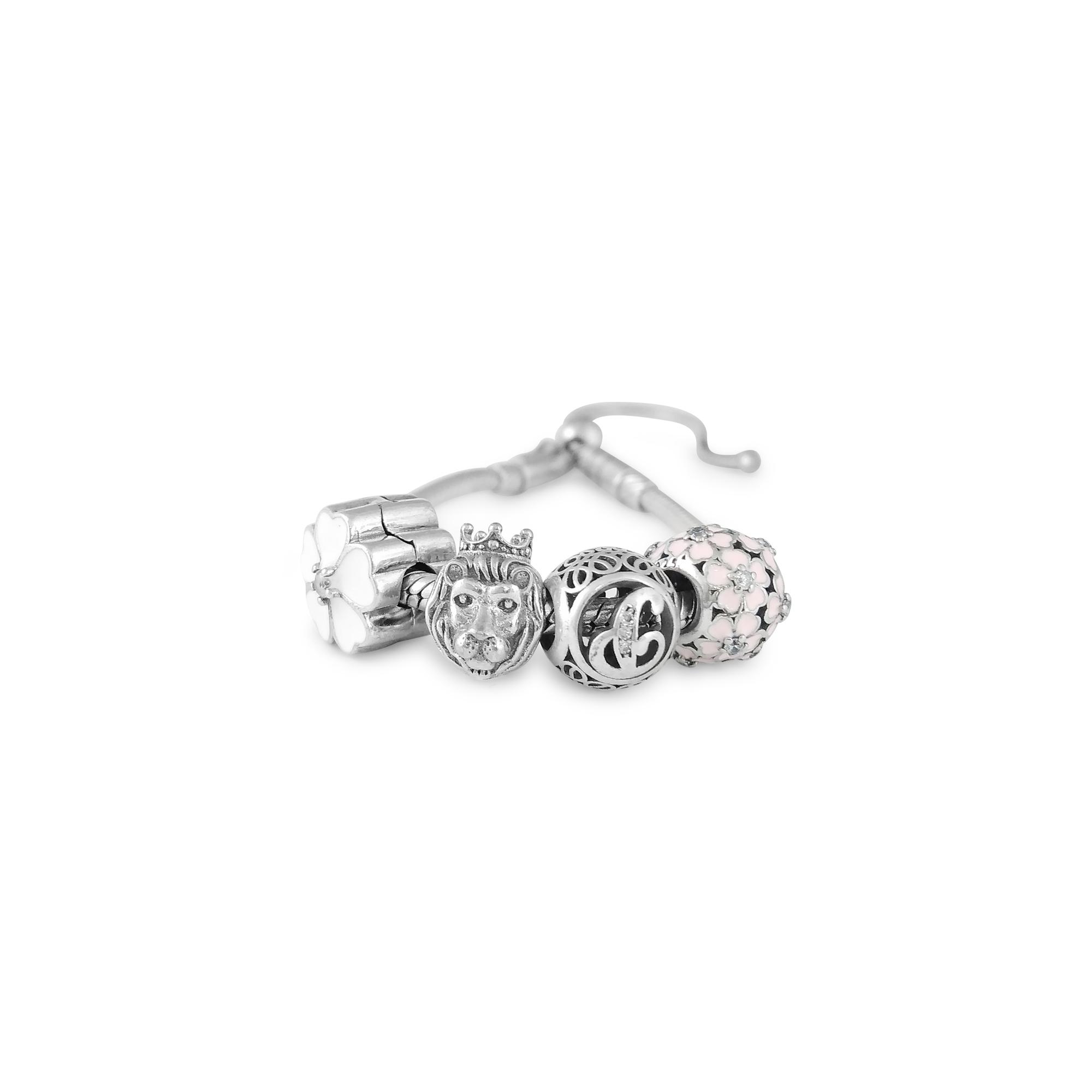 Floral Charm Bracelets